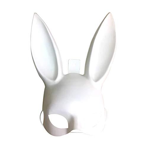 - Weißes Kaninchen Kostüm Make Up