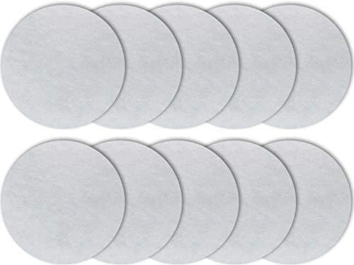 Filtros de Repuesto para cafeteras Desconocido Sparhai24 Zehnder ComfoAir 350//550 10 Unidades, G4