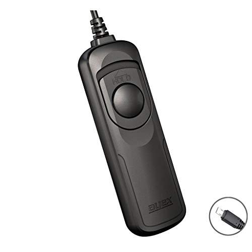 Kabelfernauslöser ayex AX-10 (S2) für Sony A9, A7,A7R II, A7S II, A7RIII,RX10, A6500, A6000, A58, NEX-3N, DSC-HX400, DSC-RX1R UVM.
