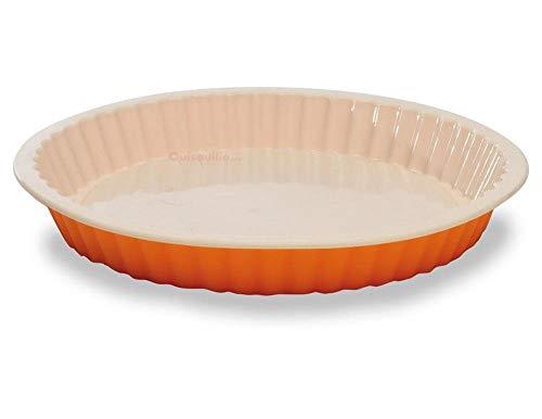 Tognana Linea Cupcakes , Stampo Crostata Furbo Cm 27 - In Silicone - 40 + 230 ° Qualità Extra