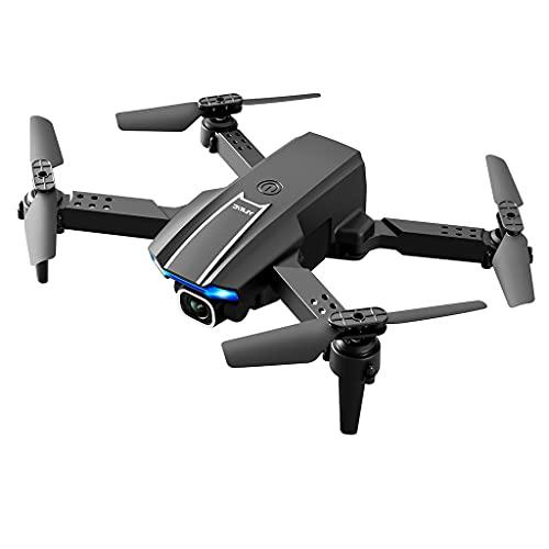 Hellery modalità Senza Testa 4 canali 2.4G RC FPV Drone 4K HD Camera Video in Tempo Reale in Tempo Reale Mantenimento dell'altitudine Controllo App Quadcopter - 2 Fotocamera 3 Batteria B