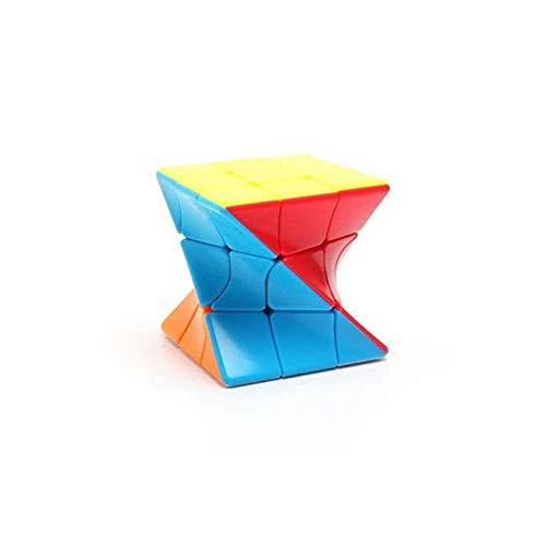 Ludokubo Fanxin Twisty 3x3 - Stickerless