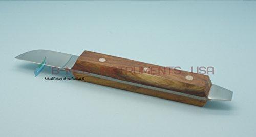 Dental Lab Plaster Knife #12R Spatula Waxing Lab Instruments