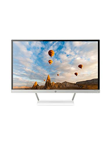 HP 27er 27-Inch Full HD 1080p IPS LED Monitor with Frameless Bezel and VGA & HDMI (T3M88AA)