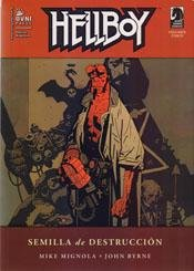 Hellboy Semilla De Destruccion (Volumen Unico) (Ilustrado) (Rustico)