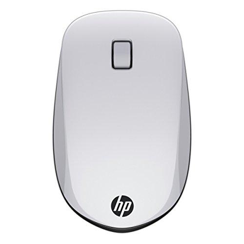HP Z5000 (2HW67AA) draadloze muis (Bluetooth, 1.200 dpi, 3 toetsen, scrollwiel) zilver