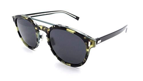 Gafas de sol Dior Homme, corbata negra 2.0SM 581IR 51-23-150 Havana negro/gris Japón