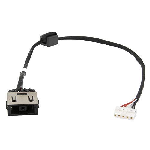 MMOBIEL Cable Flexible para el Puerto de conexión Jack de Suministro DC Compatible con LenovoIdeaPadG50-70 G50-80 G50-85 G50-90 Series