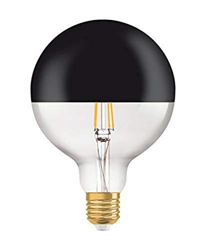 Osram LED Vintage 1906 Lampe, Sockel: E27, Warm White, 2700 K, 7 W, Ersatz für 52-W-Glühbirne