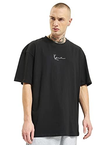 Karl Kani Herren Shirt schwarz M