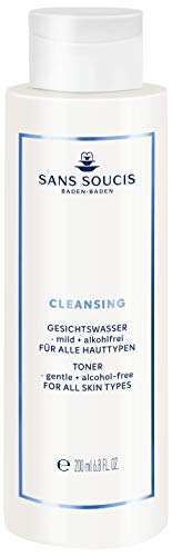Sans Soucis Cleansing - mildes und alkoholfreies Gesichtswasser - 200 ml