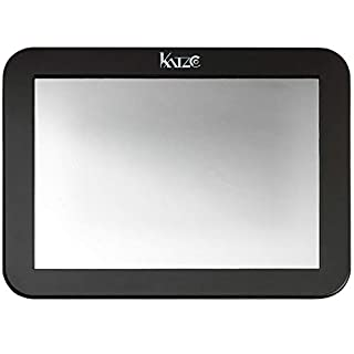 Katzco Magnetic Mirror - 1 Pack - 5 x 7 Inches – for School Locker, Refridgerator, Home, Workshop, Office Cabinet, Shaving, Indoors, Outdoors, Camping, Cars, Bathrooms, and More (B01INZ341U) | Amazon price tracker / tracking, Amazon price history charts, Amazon price watches, Amazon price drop alerts