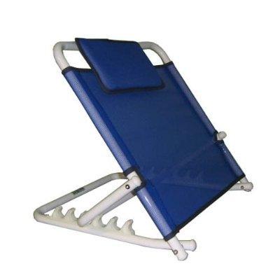 motionperformance Essentials, schienale di sostegno resistente, regolabile, in tessuto, per letto, per disabili e strutture ospedaliere