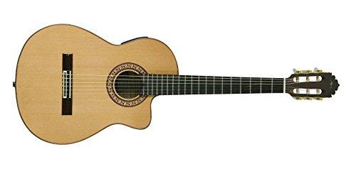 Guitarras Manuel Rodgriguez and Sons MOD.D CUT MADAGASCAR CEDRO - Guitarra electroacústica