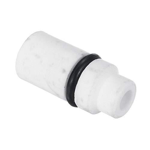 KASILU Nuevo Ajuste de la Boquilla de cerámica de Alta presión Ajuste de la Arena de la Manguera ruinosa del pulverizador de cerámica Durable