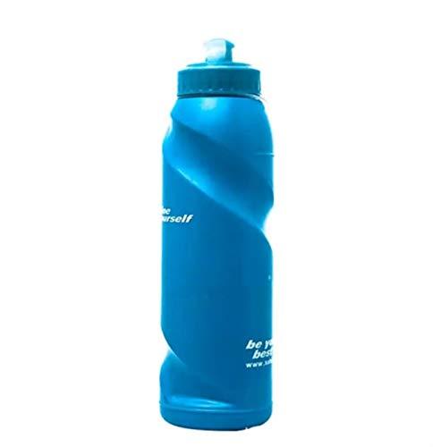 RongWang Botella De Agua para Bicicleta De Montaña HDPE De Grado Alimenticio De 750 ML, Botella De Agua para Bicicleta, Botella De Agua para Bicicleta
