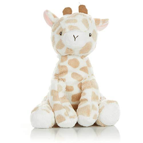 KIDS PREFERRED Carter's Giraffe Stuffed Animal Plush Toy , 10 Inches,Tan/Ivory