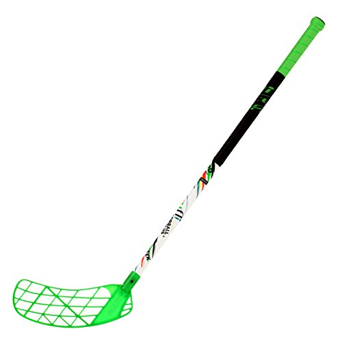 ACCUFLI Floorball Sticks AirTek A80 (Green-Left Handed)