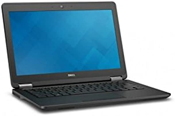Dell 7250-9990 LATITUDE E7250-9990 31 75 cm  12 5 Zoll  Laptop  Intel Core I5-5300U  2 3GHz  8GB RAM  128GB HDD  Win Professional  schwarz