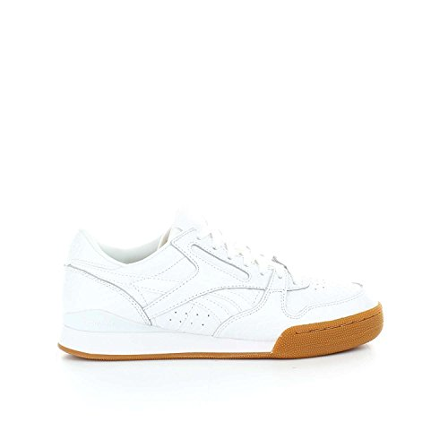Reebok Damen Phase I Pro Emb Cross-Trainer, Weiß (White/Gum 000), 36 EU