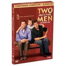 Two and a half Men - 1ª temporada completa (Dois homens e meio) [DVD]