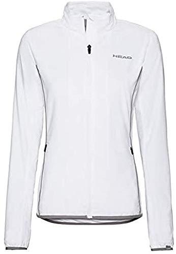Head Damen CLUB Jacket W Tracksuits, white, S