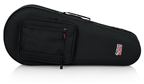 Gator GL-MANDOLIN - Funda ultraligera para mandolina, color negro