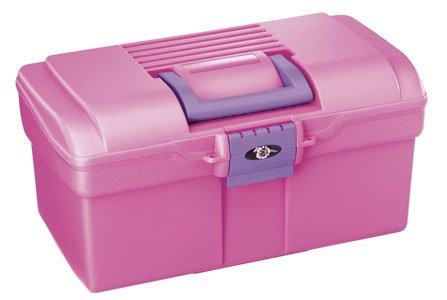 ProTack - Scatola per toelettatura, colore: Rosa