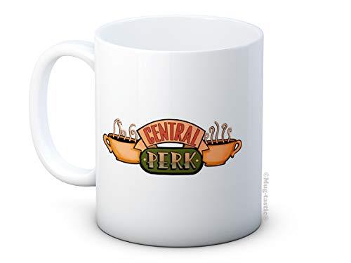 Central Perk - Friends - Taza de Café de Cerámica
