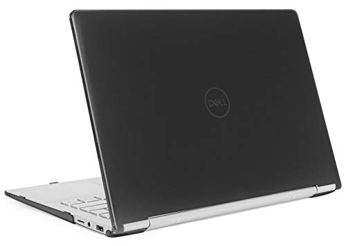 mCover Hard Shell Case for 13.3' Dell Inspiron 13 7391 2-in-1 Convertible Laptop Computers (13.3', Black)