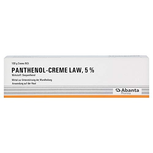 PANTHENOL Creme LAW 100 g