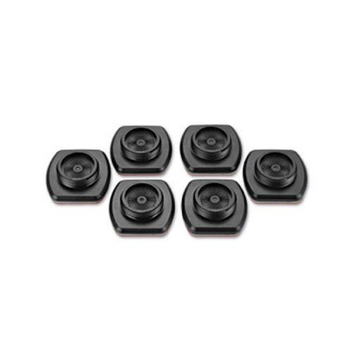 Garmin 010-11921-02 - Base montaje, plano para cámara, color negro