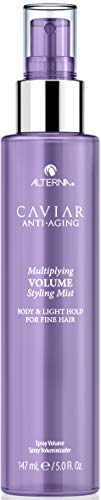 Alterna Caviar Anti-Aging Multiplying Volume Styling Mist, 5 Ounce | For Fine, Thin Hair | Light Hold | Sulfate Free