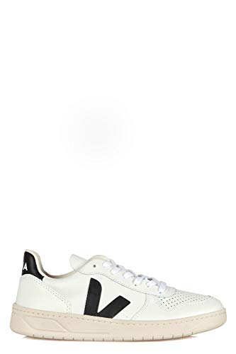 Sneaker V-10 Bianco Nero - 39