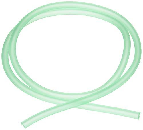 Benzinschlauch Grün/Transparent, D=7 / 4mm, 1m