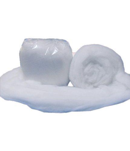 Deko-Schnee-Shop Schneewatte gerollt 450 g 2er Pack schwer entflammbar British Standard (EUR 9,98/Stück)