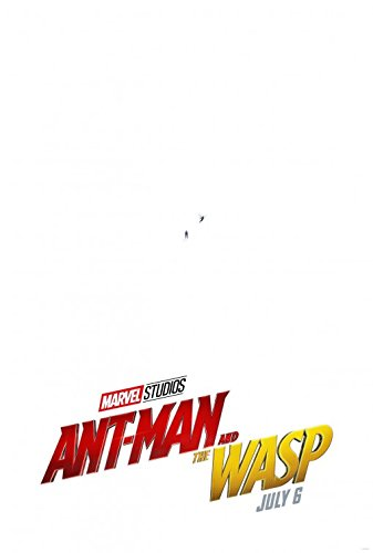 ANT-MAN AND THE WASP (2018) Original Authentic Movie Poster 27x40 - Double - Sided - Paul Rudd - Michael Douglas - Evangeline Lilly - Micelle Pfeiffer