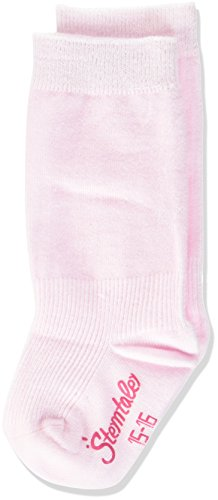 Sterntaler Unisex Baby Kniestrümpfe Doppelpack Socken, Rosa, 15-16