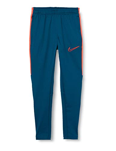 Nike Jungen Dry Academy Hose, Valerian Blue/Laser Crimson, XL