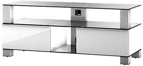 """Sonorous MD 9120-C-INX-WHT Weiß TV-Möbel für 50\"""" Fernseher"""