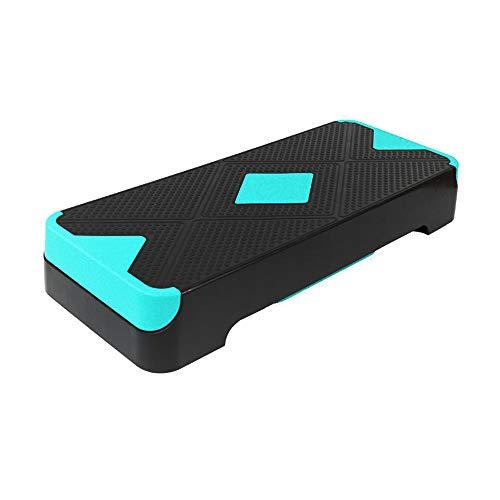 DQDF Steppers Board Stepper Board para ejercicio, altura ajustable, shock Absorb Fitness, excelente equipo de entrenamiento de fitness en casa
