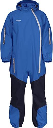 Bergans Lilletind Combinaison intégrale Enfant, Athens Blue/Navy/alu Taille Enfant 128 2020