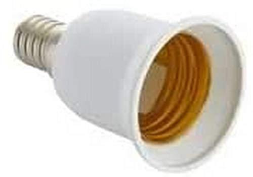 Sockelkonverter Adapter E14 bis E27