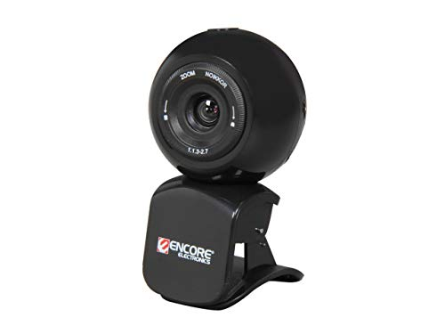 Encore ENUCM-013 Express Digital CAM III, ( Built-In Microphone ), Upgrade Version !!!,Black