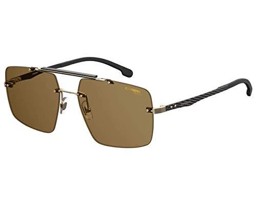 Carrera 8034/S Gafas, Gold, 61 para Hombre