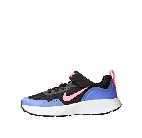 Nike Wearallday - Zapatillas Niño Negro Talla 30