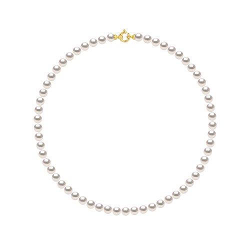 Pearls & Colors Collana di perle Donna - AM18-CAK-R657-AR3J-AKO