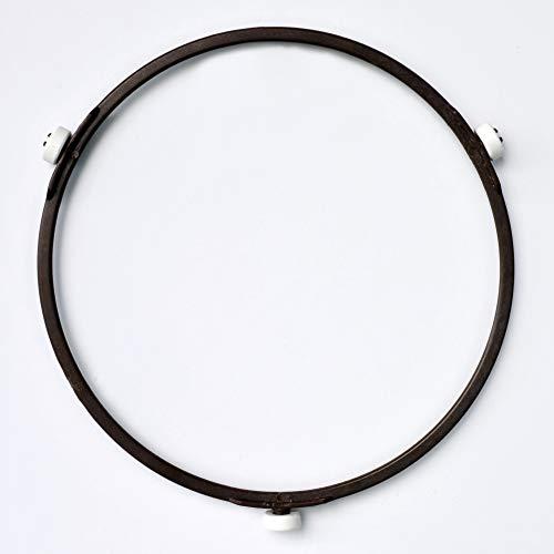 Forno a Microonde Piastra Vassoio Rotante Anello Di Supporto Sostituzione Rullo Assembly Ring Per Microonde 6.9 Interno Dia 1pc Strumenti Utili
