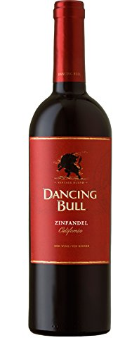6x 0,75l - 2015er - Rancho Zabaco - Dancing Bull - Zinfandel - Kalifornien - Rotwein trocken