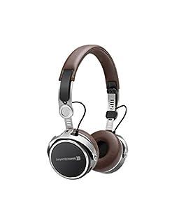 Cuffie mobili Bluetooth che si adattano acusticamente al vostro udito grazie alla personalizzazione integrata del suono e offrono quindi un suono perfetto su qualsiasi dispositivo La migliore qualità del suono grazie alla tecnologia Tesla con la mass...